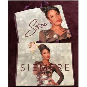 SELENA Limited Edition Exclusive Holiday Tote Bag